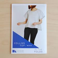 Collins Top - In The Folds