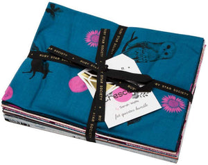 Crescent and Brushed Fat Quarter Bundle (22 pcs) - Ruby Star Society - Sarah Watts - Crescent and Brushed