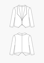 Load image into Gallery viewer, Morris Blazer - Grainline Studio