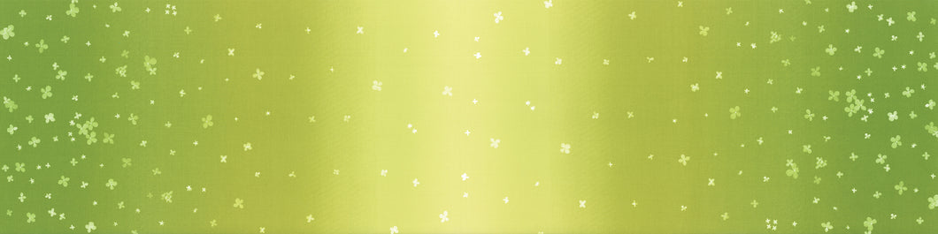 Lime Green - Moda - V and Co. - Ombre Bloom - 10870 18