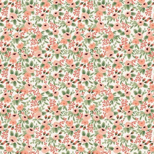 Rosa - Rose - Cotton and Steel - Rifle Paper Co. - Garden Party - RP305-RO6