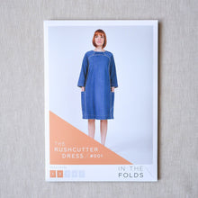 Load image into Gallery viewer, Rushcutter Dress - In The Folds