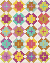 Load image into Gallery viewer, Nightingale Quilt Pattern - Lo & Behold Stitchery