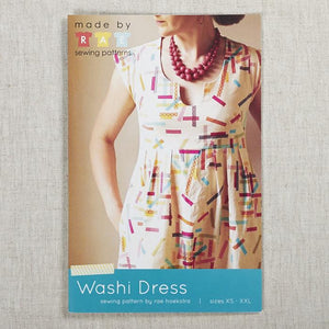 Washi Dress - Made By Rae