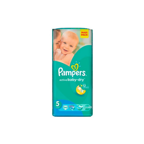 Sauskelnės PAMPERS 5 – 50 vnt.