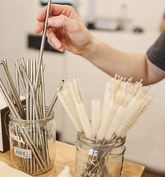 Benefits of revivEARH Metal Straws