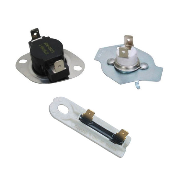 ER279769 - ER3392519 Dryer Thermostat & Thermal Fuse Kit Replaces 279769, WP3392519