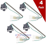 (4 Pack) ER3355806  Washer Lid Switch Replaces WP3355806