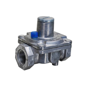 "ERPR1 Gas Pressure Regulator 1/2"" x 1/2"" NPT. Natural 4"" LP 10"""