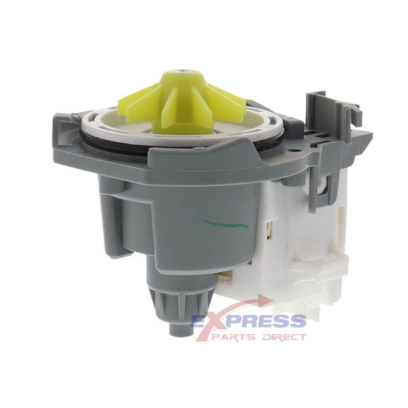 W10876537 Dishwasher Drain Pump Motor Replaces W10724439