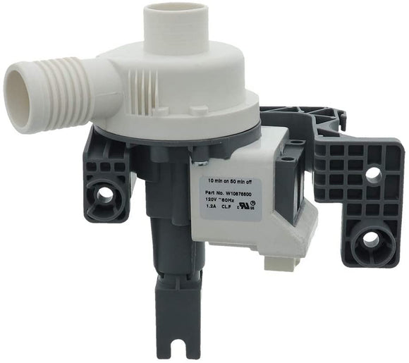 ERW10876600 Washer Drain Pump Replaces W10876600