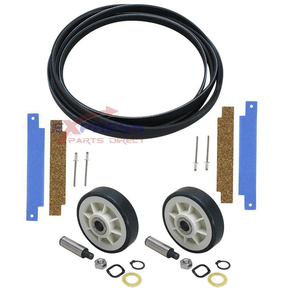 EXP373 Dryer Repair Kit Replaces WP33002535, 12001541, WP6-3129480, 306508