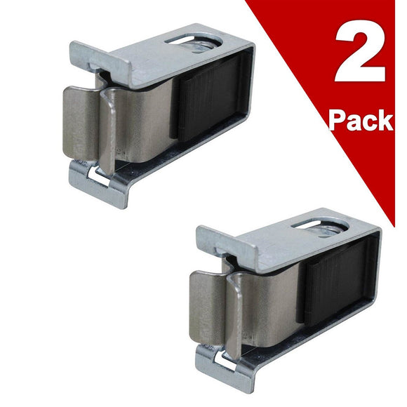 (2 Pack)  ERW10111905 Dryer Door Catch Replaces WPW10111905