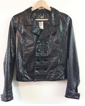 WHITNEY faux mock vintage jacket