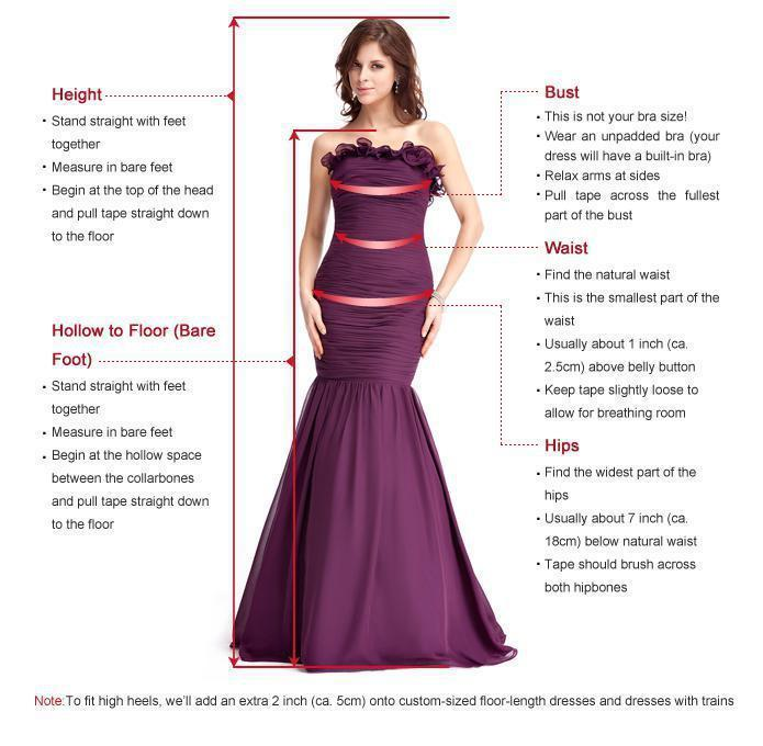 two pieces beading formal dress