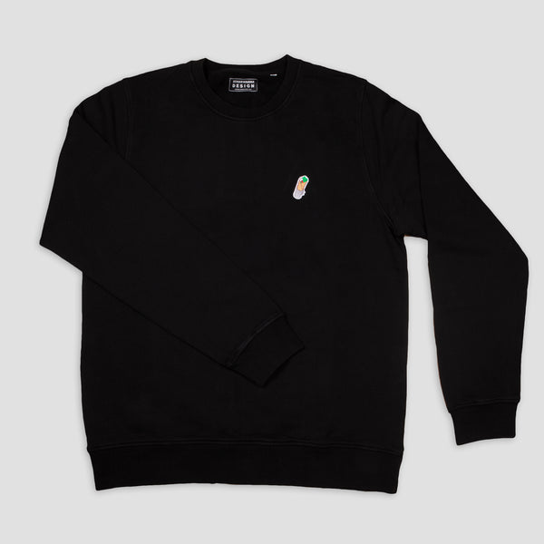 Durum Crewneck / Sort