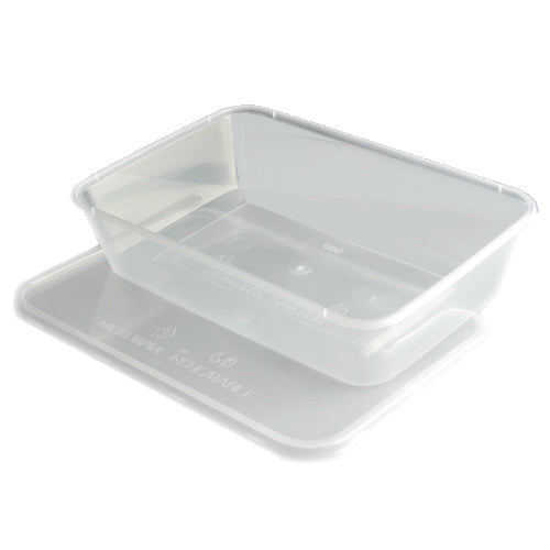 Containers with Lids (500cc)