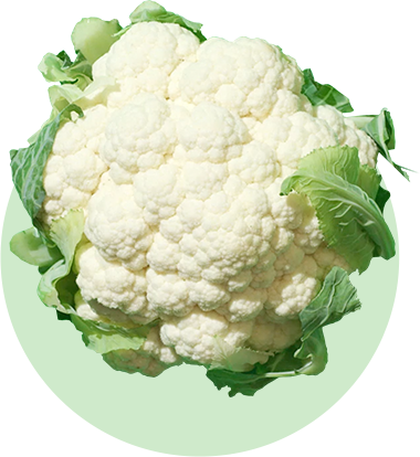 coconut cauliflower ingredients