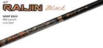 VA Composites RAIJIN Black Shaft