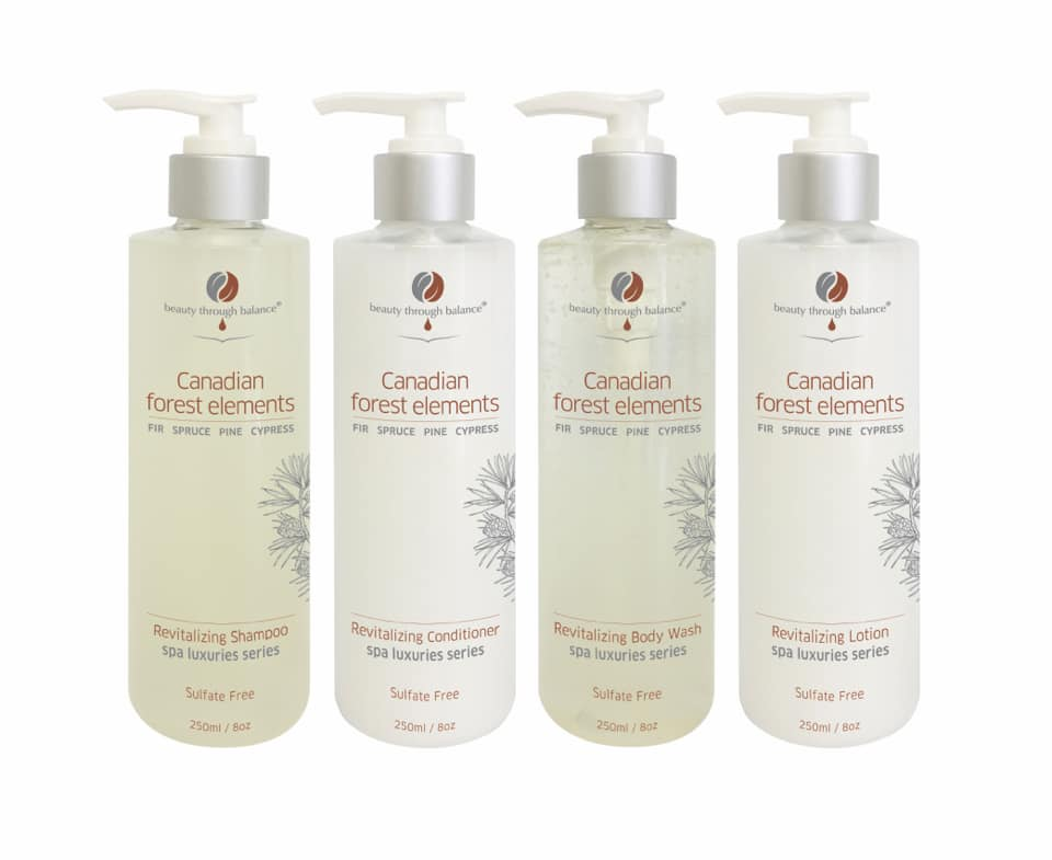 Canadian Forest Elements Body Wash