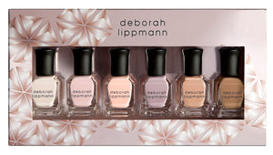 Deborah Lippmann 6 piece Lacquer Set -  Undressed