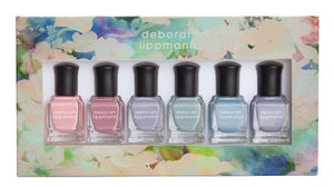 Deborah Lippmann 6 piece Lacquer Set -  Touch Me in the Morning