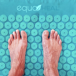 Equa Acupressure Therapy Mat | Pillow Combo - Equaheal