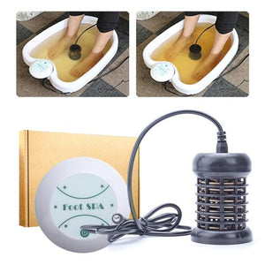 Equa Detox Foot  Spa