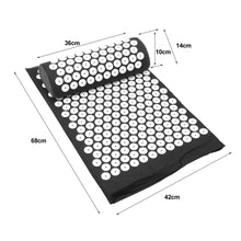 Load image into Gallery viewer, Equa Acupressure Therapy Mat | Pillow Combo - Equaheal
