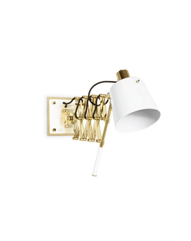 Pastorius Wall Lamp