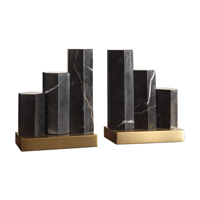 Marci Bookends