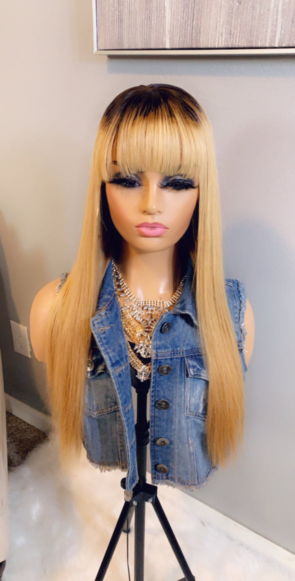Virgin Lace Closure wig *Chloe*