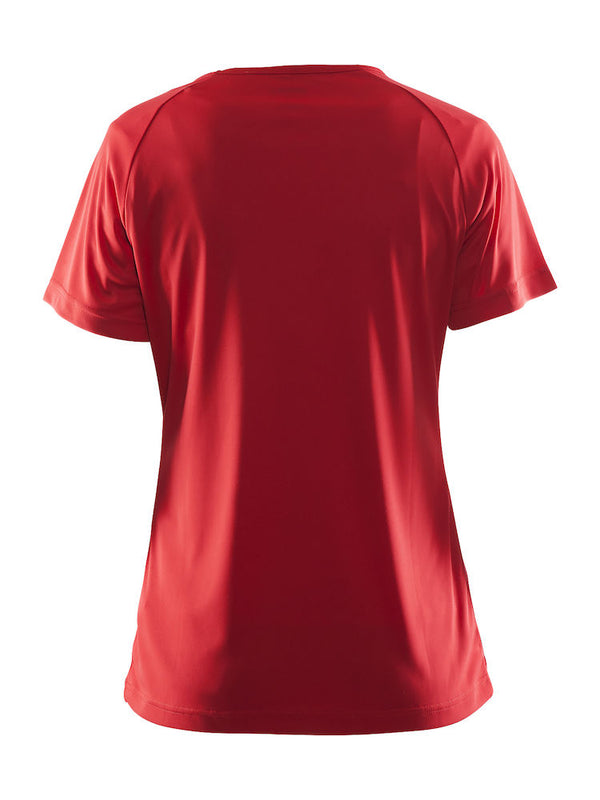 CRAFT PRIME PERFORMANCE SPORTSWEAR RUN TEE WOMEN