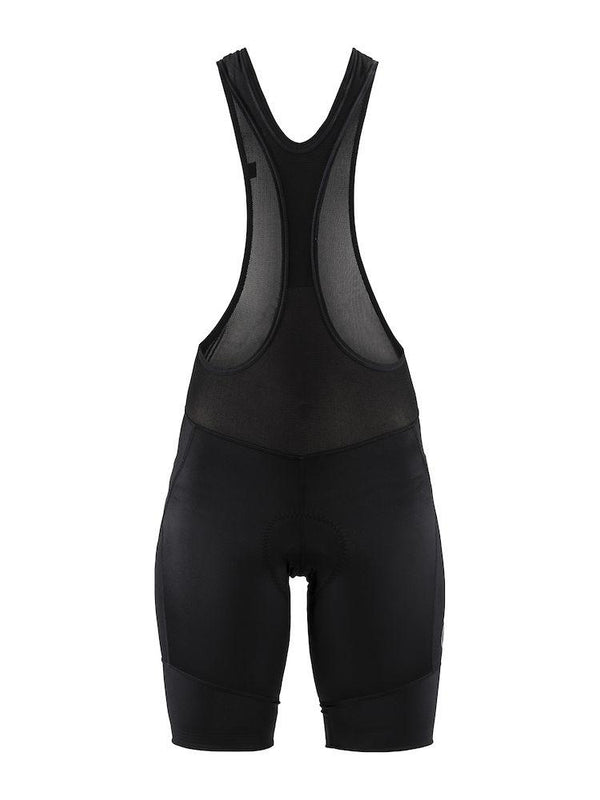 CRAFT ESSENCE BIB BIKE SHORTS WOMEN