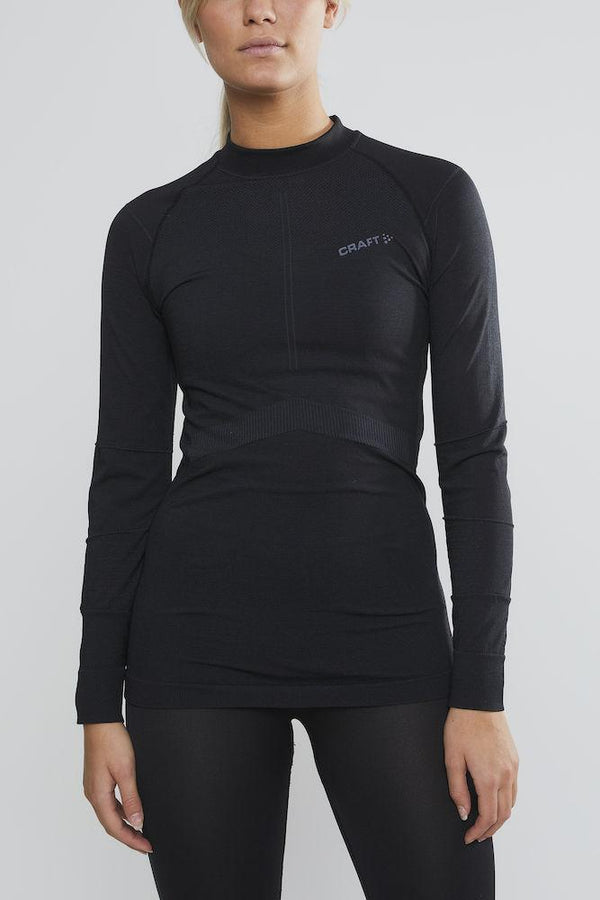 CRAFT ACTIVE INTENSITY CREW NECK LONG SLEEVE WOMEN