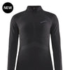 CRAFT ACTIVE INTENSITY ZIP BASELAYER WOMEN