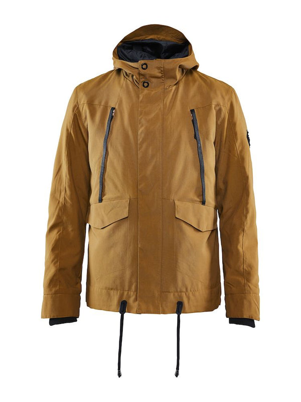 CRAFT WINTER 3-IN-1 OUTDOOR JACKET MEN