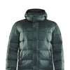 CRAFT WARM DOWN PADDED OUTDOOR JACKET MEN
