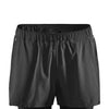 CRAFT ADVANCE ESSENCE 2-IN-1 STRETCH TRAINING SHORTS MEN