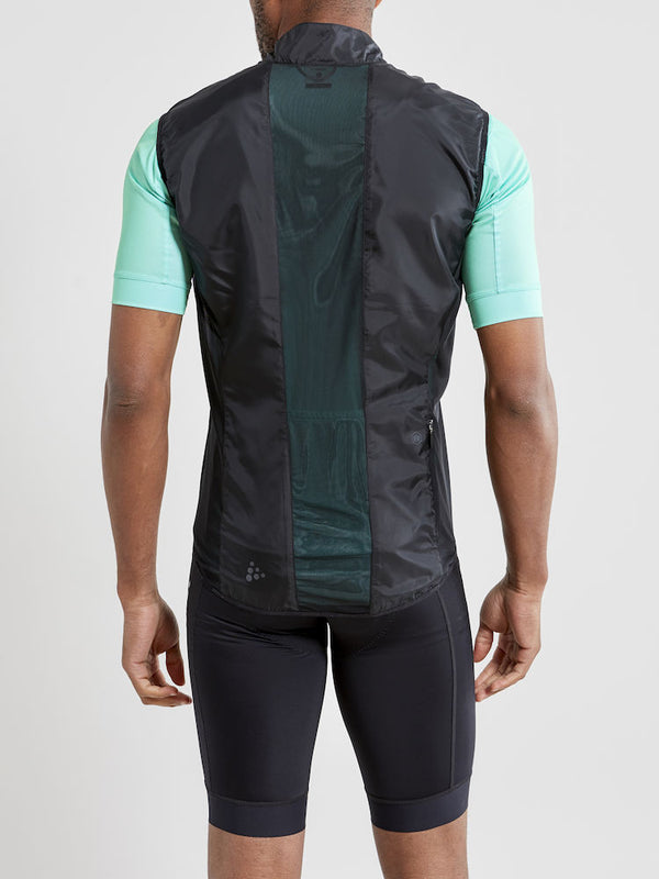 CRAFT ESSENCE LIGHT WIND BIKE VEST MEN