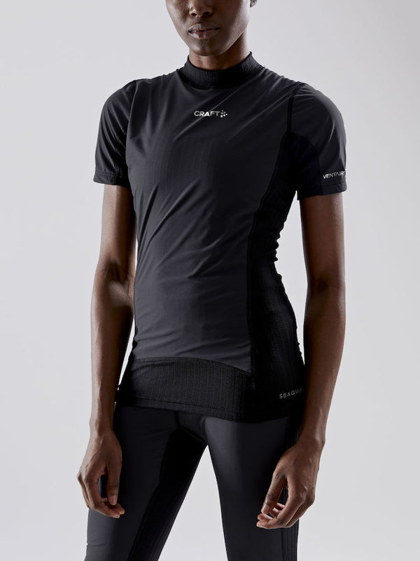 Active Extreme X Wind Short Sleeve Baselayer
