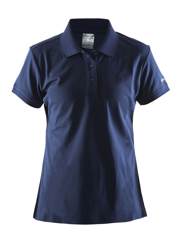 CRAFT CLASSIC PIQUE POLO WOMEN