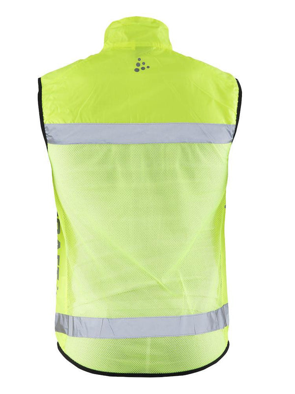 CRAFT VISIBILITY RUN VEST UNISEX