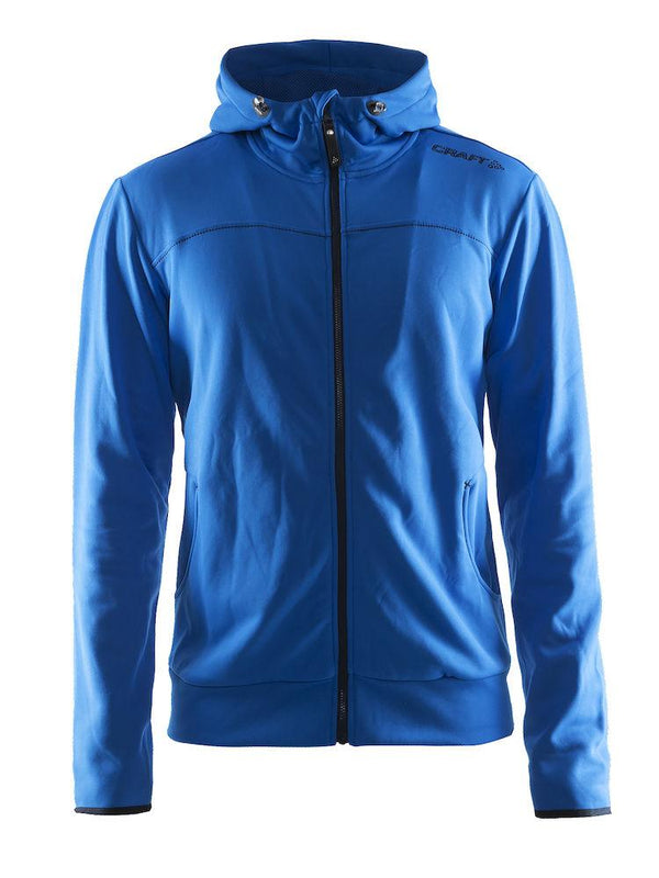 CRAFT LEISURE FULL ZIP HOOD MEN