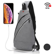 Charger l'image dans la galerie, Sling Bag Crossbody Backpack | Everyday Sling Bag | Sling Backpack
