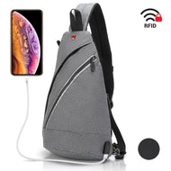 Crossbody Sling Backpack for iPad 10.2