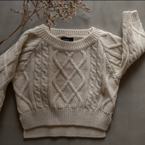 warm winter pullover