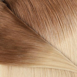 #12/613 Ombre Color Micro Ring Extensions