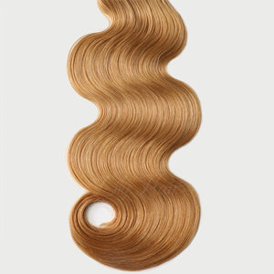 #16 Butterscotch Color Clip-in Extensions-11pc.