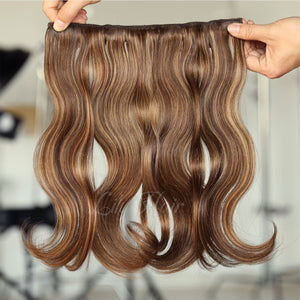 #2/12 Highlights Color Clip-in Extensions-11pc.
